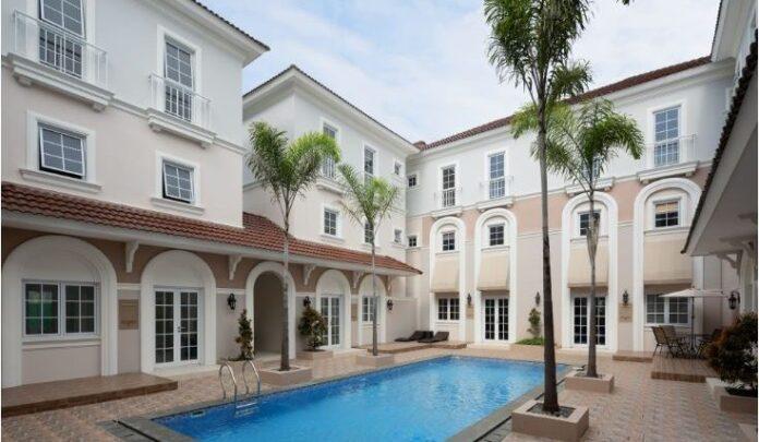 Muse @Alesha Pool Villa, rumah konsep resort di BSD City