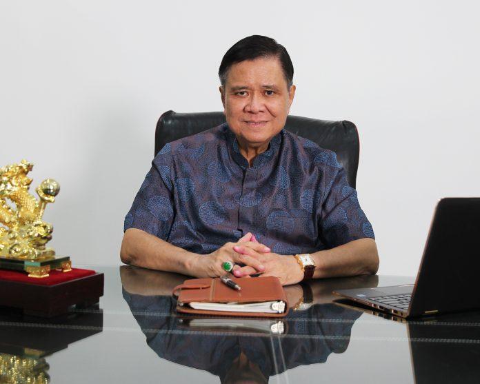 Hendra B Sjarifudin, Co Founder & President Director of PT Kenari Djaja Prima