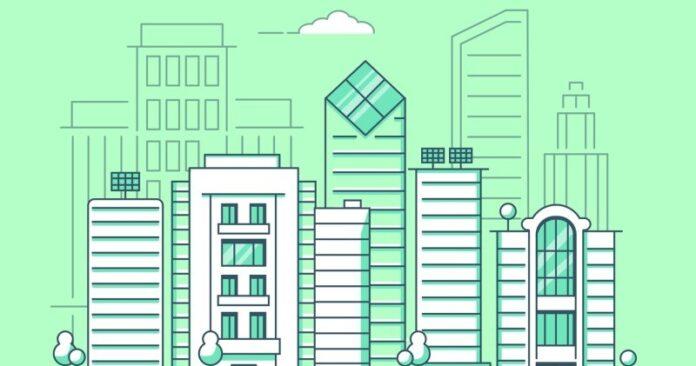 ilustrasi green business