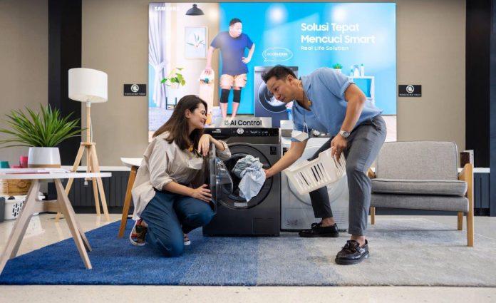 Samsung Smart EcoBubble