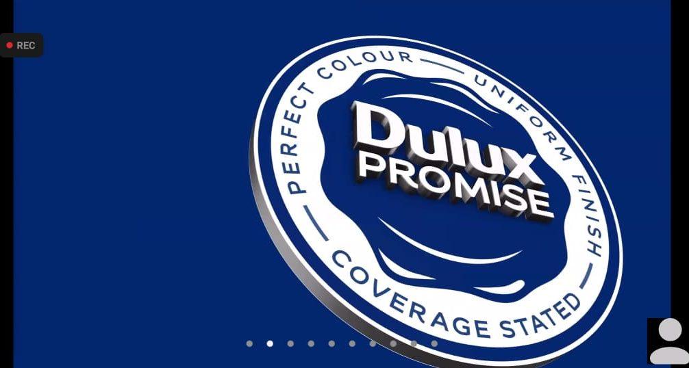 Logo Dulux Promise