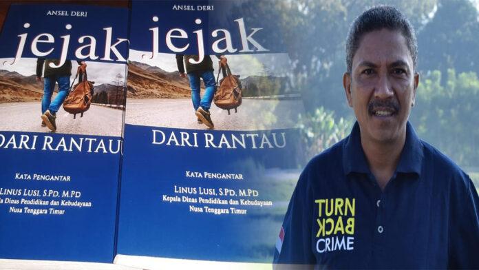 Ansel Deri, penulis Buku Jejang Dari Rantau