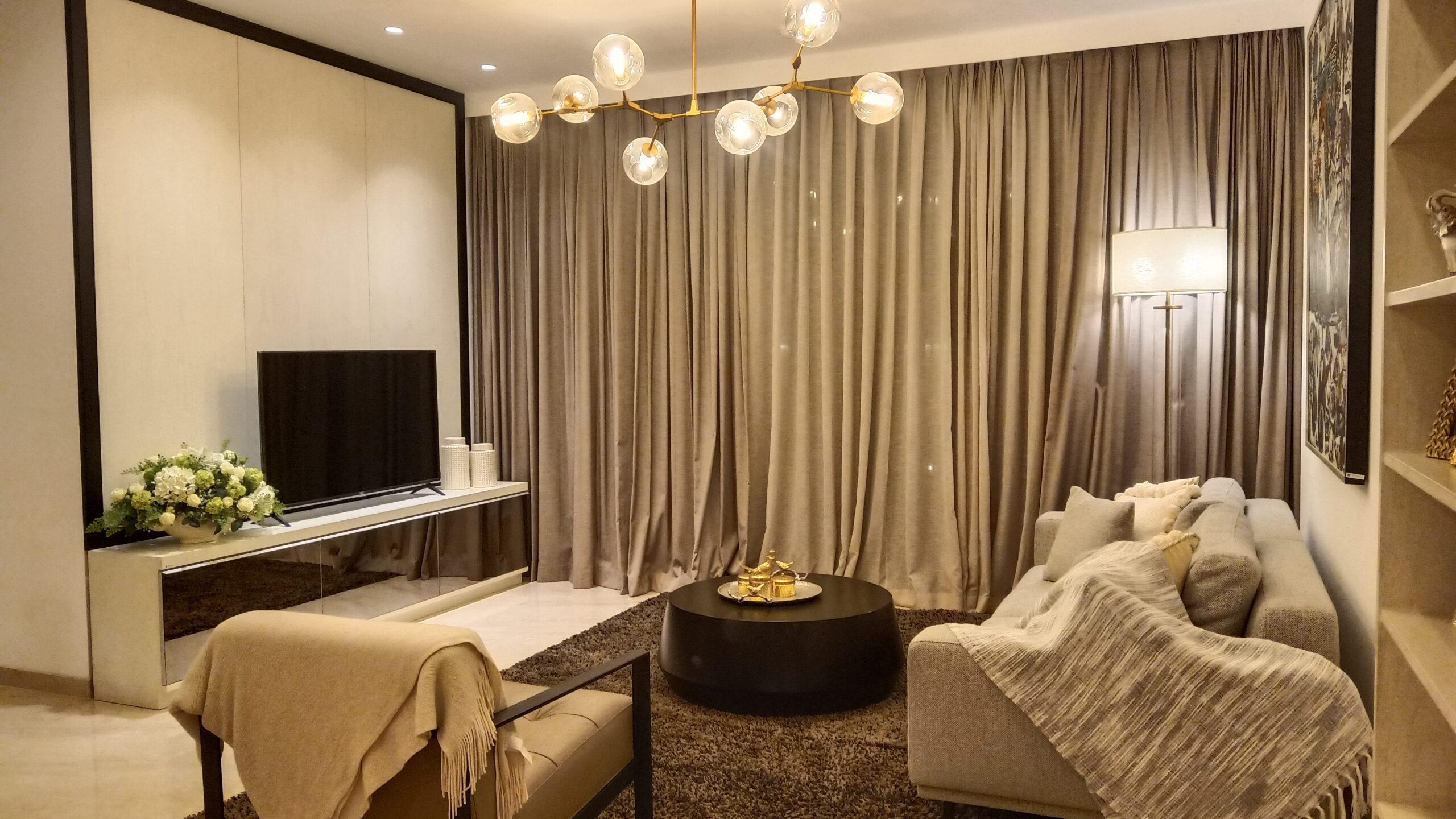 Izzara Apartment tipe 3 Bedroom